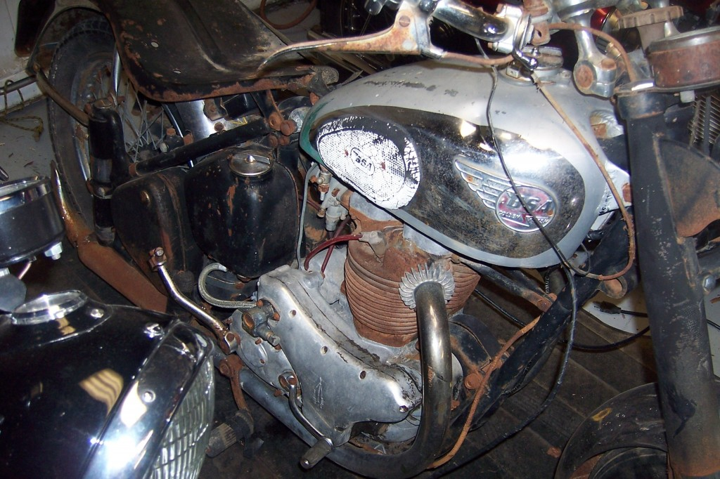 BSA Super Flash Project – Parker Performance – Home of