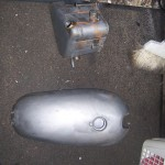 Gas & Oil Tank from Stripper