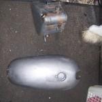 Gas & Oil Tank from Stripper